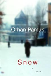 Book Cover for SNOW