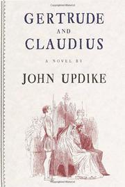 Cover art for GERTRUDE AND CLAUDIUS