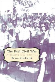 Book Cover for THE REEL CIVIL WAR