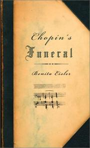 Book Cover for CHOPIN'S FUNERAL