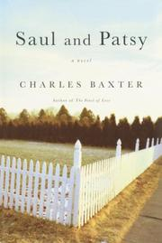 Cover art for SAUL AND PATSY