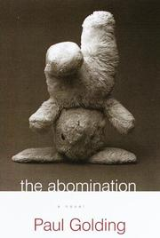 THE ABOMINATION by Paul Golding
