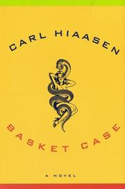 Book Cover for BASKET CASE