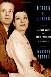 DESIGN FOR LIVING by Margot Peters