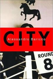 Cover art for CITY