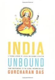 Book Cover for INDIA UNBOUND
