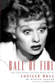 Book Cover for BALL OF FIRE