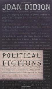 Cover art for POLITICAL FICTIONS