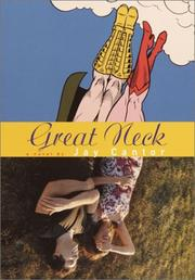 Book Cover for GREAT NECK