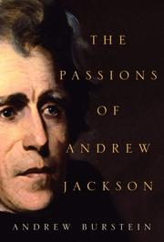 Cover art for THE PASSIONS OF ANDREW JACKSON