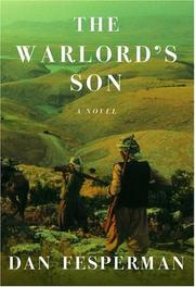 THE WARLORD'S SON by Dan Fesperman
