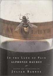 IN THE LAND OF PAIN by Alphonse Daudet