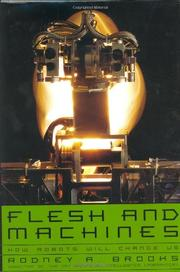Cover art for FLESH AND MACHINES