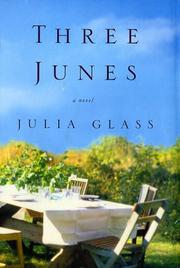 Book Cover for THREE JUNES