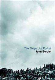 Cover art for THE SHAPE OF A POCKET