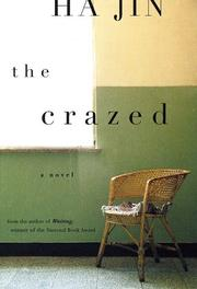 Cover art for THE CRAZED