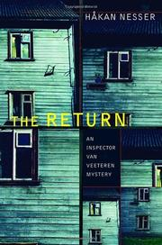Cover art for THE RETURN