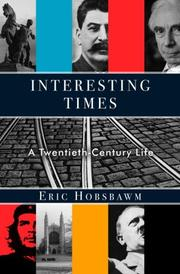Cover art for INTERESTING TIMES