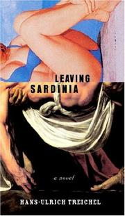 LEAVING SARDINIA by Hans-Ulrich Treichel