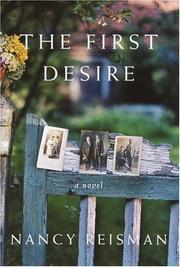 Cover art for THE FIRST DESIRE
