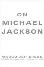Cover art for ON MICHAEL JACKSON