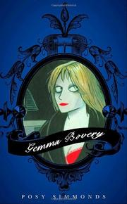 Cover art for GEMMA BOVERY
