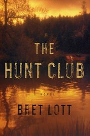 Cover art for THE HUNT CLUB