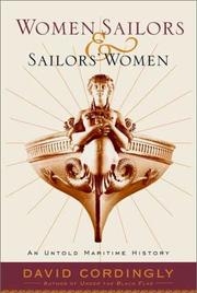 WOMEN SAILORS AND SAILORS' WOMEN by David Cordingly