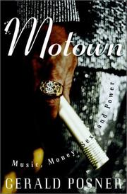 Book Cover for MOTOWN