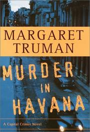 Cover art for MURDER IN HAVANA