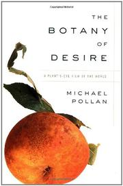 Book Cover for THE BOTANY OF DESIRE