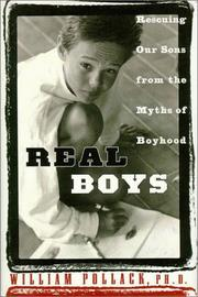 Cover art for REAL BOYS