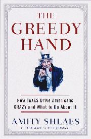 Cover art for THE GREEDY HAND