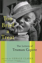 Cover art for TOO BRIEF A TREAT