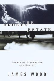 Book Cover for THE BROKEN ESTATE