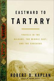 Cover art for EASTWARD TO TARTARY