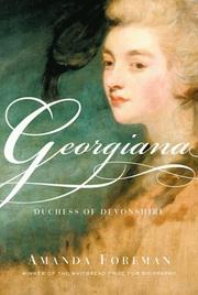 Book Cover for GEORGIANA
