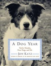 Book Cover for A DOG YEAR