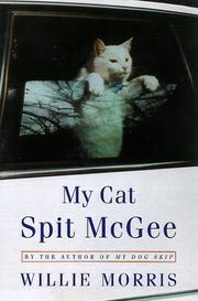 Cover art for MY CAT SPIT McGEE