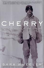 Book Cover for CHERRY