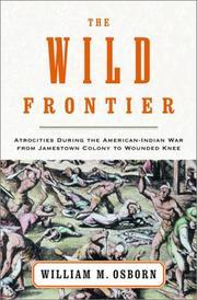 THE WILD FRONTIER by William M. Osborn