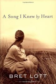 Cover art for A SONG I KNEW BY HEART