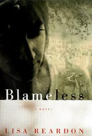 BLAMELESS by Lisa Reardon