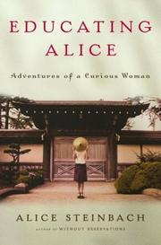 Cover art for EDUCATING ALICE