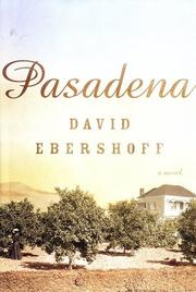 Cover art for PASADENA