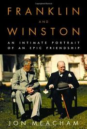Cover art for FRANKLIN AND WINSTON
