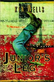 Cover art for JUNIOR'S LEG