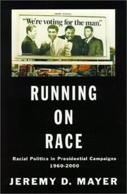 RUNNING ON RACE by Jeremy D. Mayer