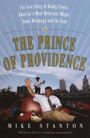 THE PRINCE OF PROVIDENCE by Mike Stanton