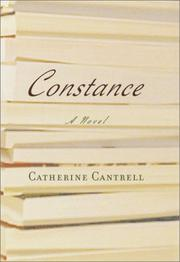 CONSTANCE by Catherine Cantrell